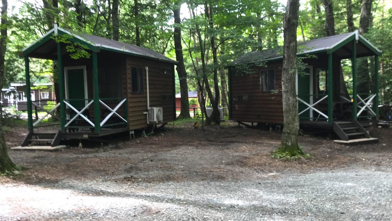 コテージキャンプ