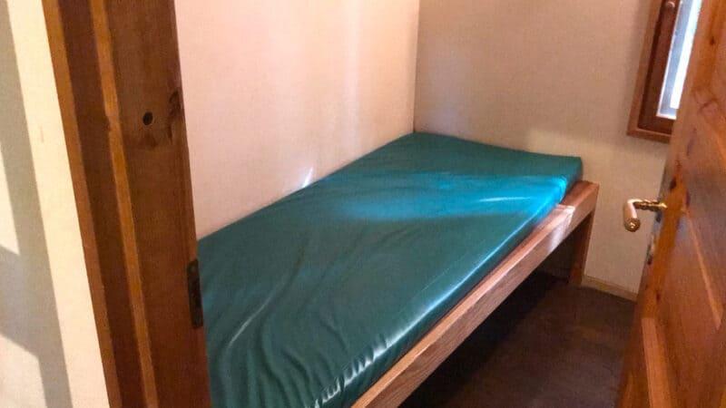 コテージテラスベッド