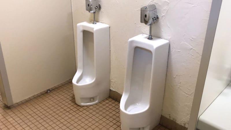 PICA富士吉田キャンプ場トイレ