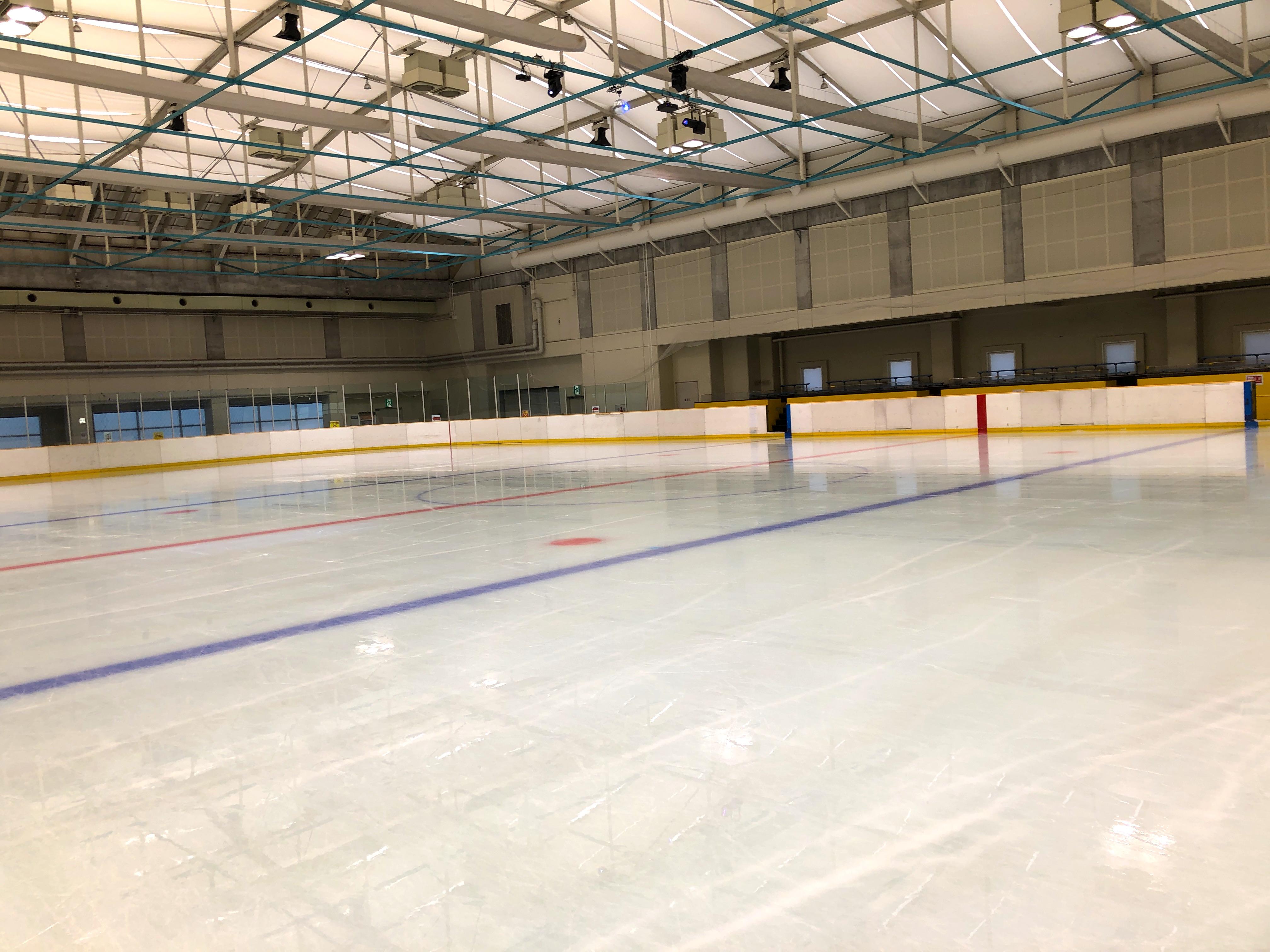 アイススケートニューサンピア高崎