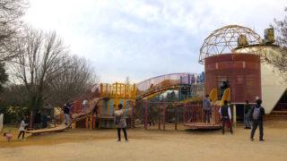 森林公園で子供と遊ぼう
