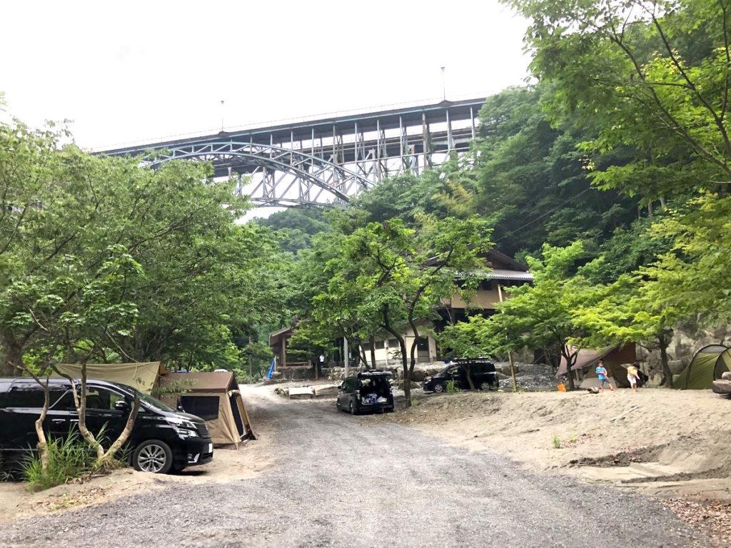将門の滝オートキャンプ場